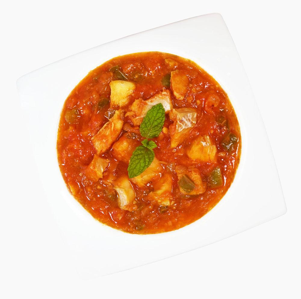 Bacalao con Tomate - Platos Preparados BERA