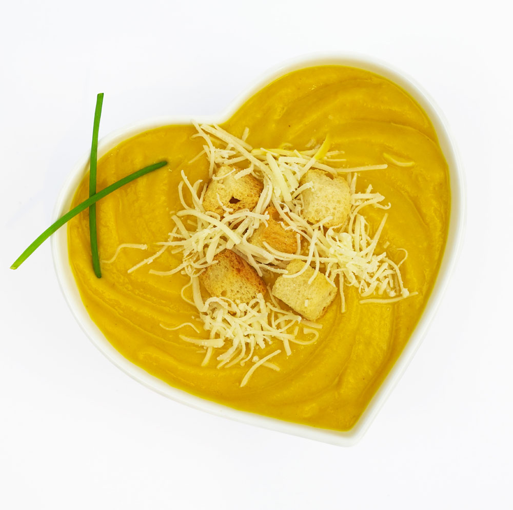Crema de Calabaza y Zanahoria asadas- Platos Preparados BERA