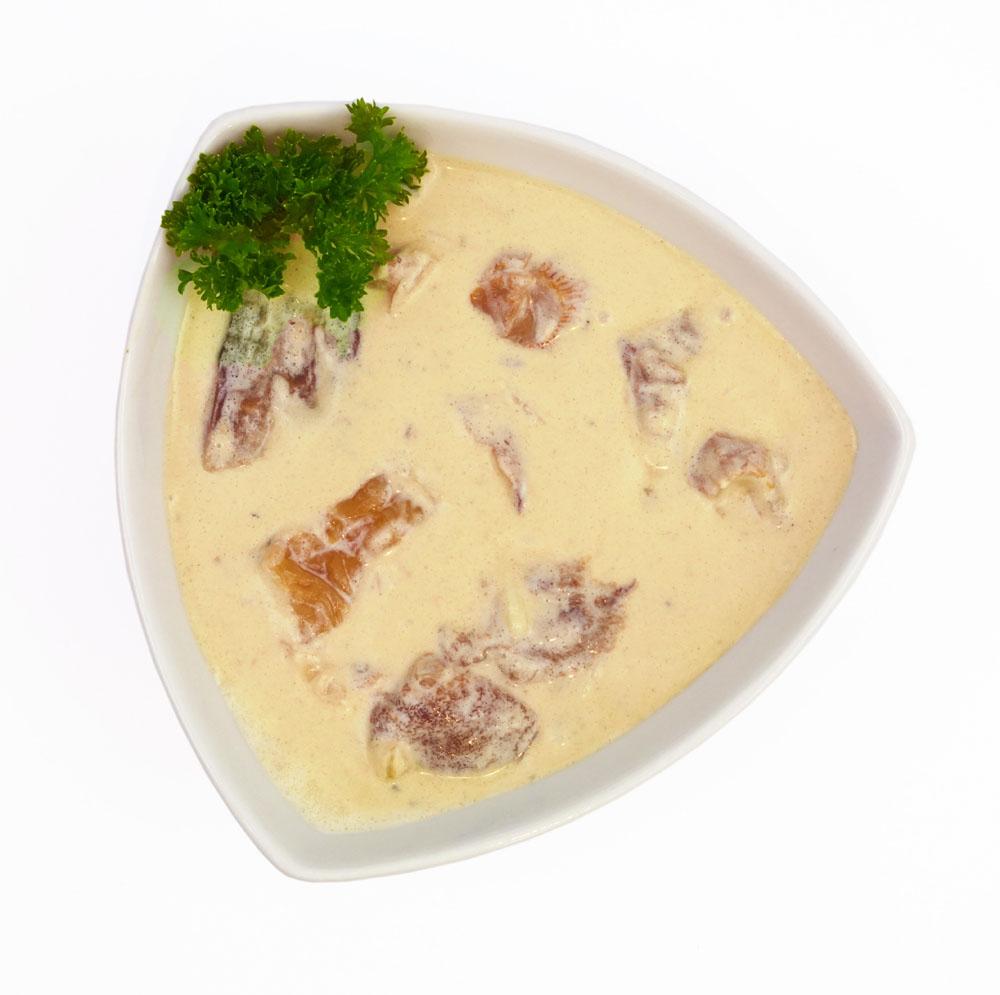Salsa de Setas y Queso Parmesano - Platos Preparados BERA
