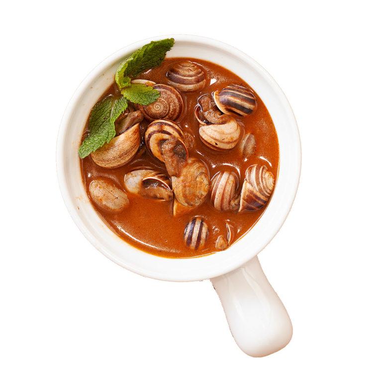 Cabrillas en salsa - Comida a domicilio BERA